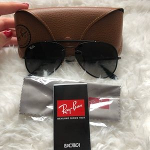 BRAND NEW Ray-Ban Reflective Aviators